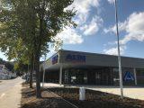 Neubau ALDI Markt in Olbernhau