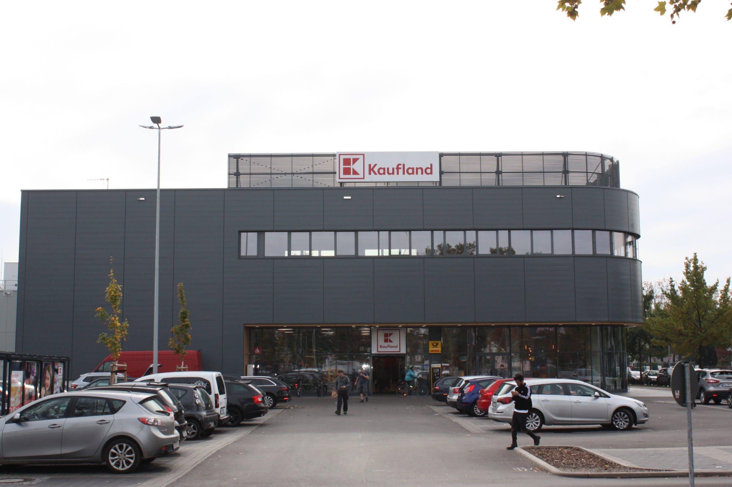 Neubau Kaufland Berlin-Spandau