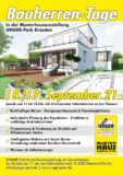 Bauherrentage in Ottendorf-Okrilla